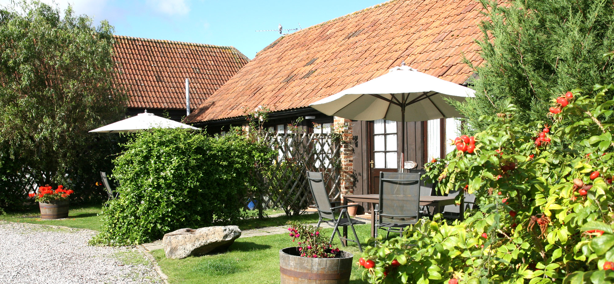 Rendells farm holiday cottages self catering holidays for Premium holiday cottages